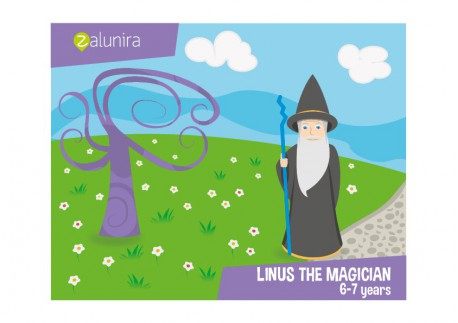 Linus the Magician - 6-7 years
