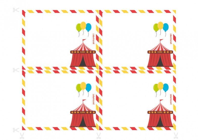 Birthday Party Invitations To Print