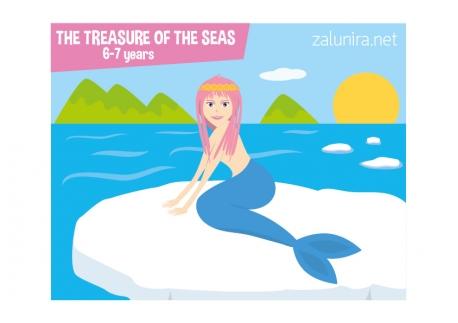 The Treasure of the Seas - 6-7 years